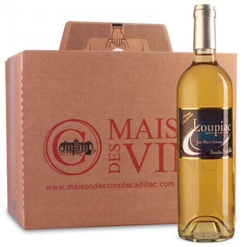 Château Bourdieu Fonbille - Carton de 6 bouteilles