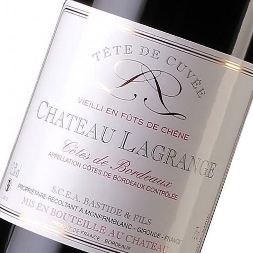 Château Lagrange   Tête de Cuvée - Côtes de Bordeaux - Maison des Vins de Cadillac