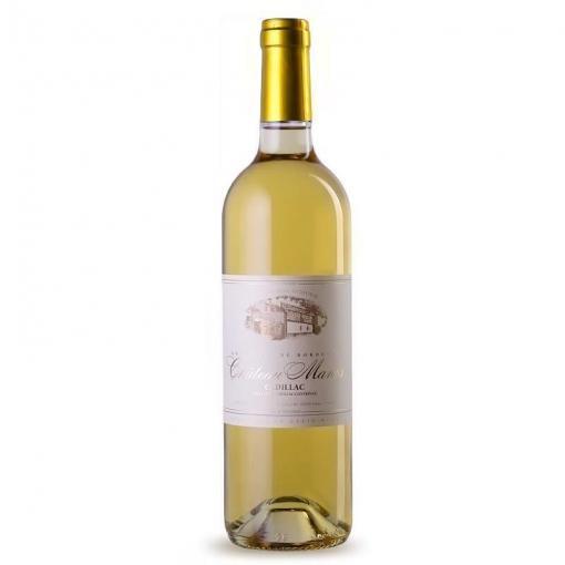 Château Manos - Maison des vins de Cadillac - Vins Blancs