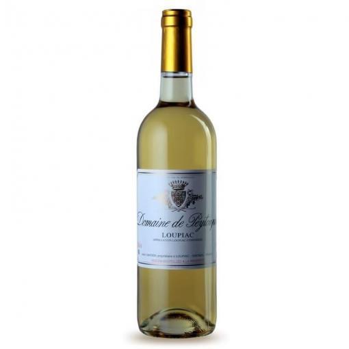Domaine de Peytoupin - Loupiac - Maison des vins de Cadillac -Bouteille