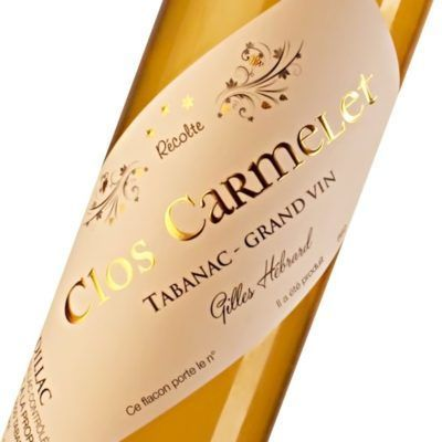 Clos Carmelet Etiquette