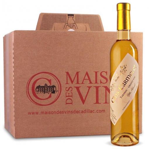Carton de 6 bouteilles Clos Carmelet