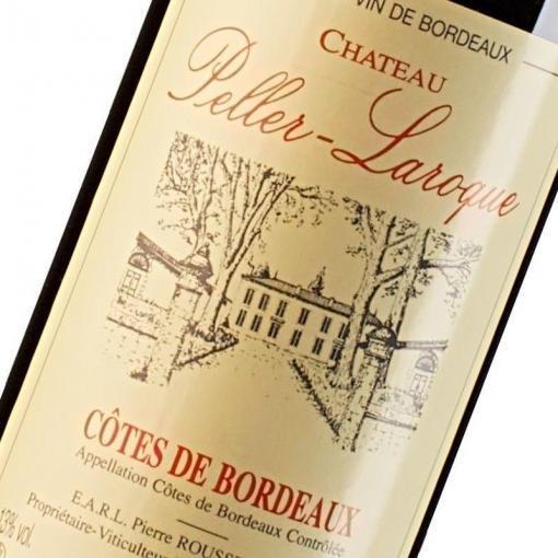 Château Peller-Laroque - Etiquette