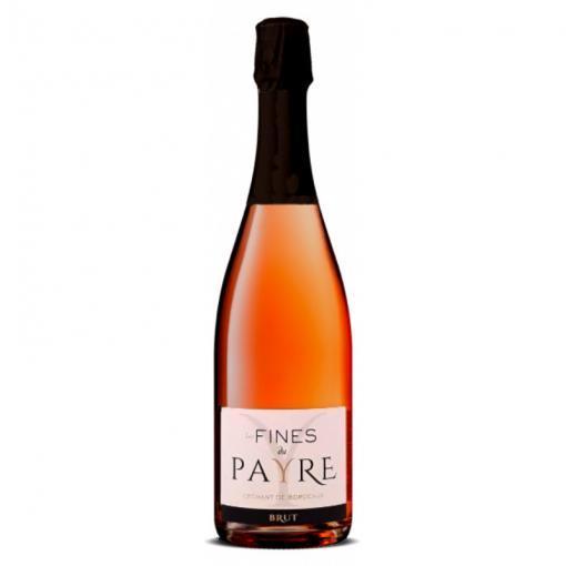 Cremante De Bordeaux Rose Fines Du Payre