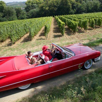 Balade Cadillac