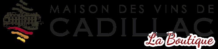 Logo La Boutique Maison Des Vins De Cadillac